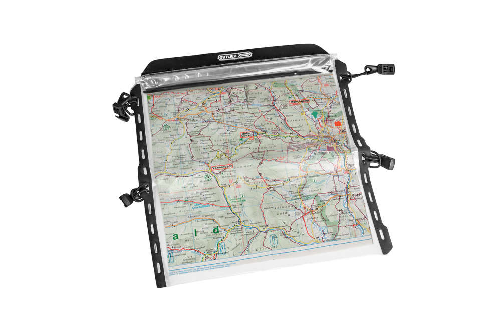 ORTLIEB Ultimate Six Map-Case - transparent