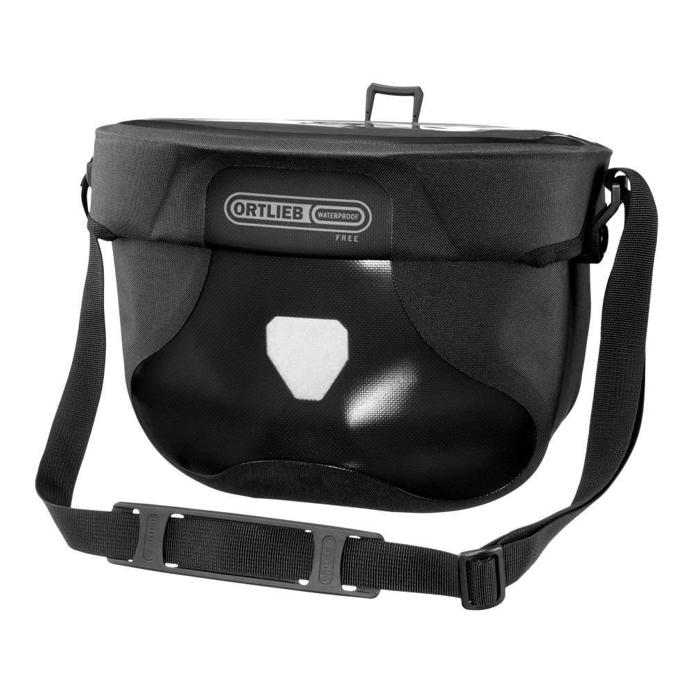 ORTLIEB Ultimate Six Free - black