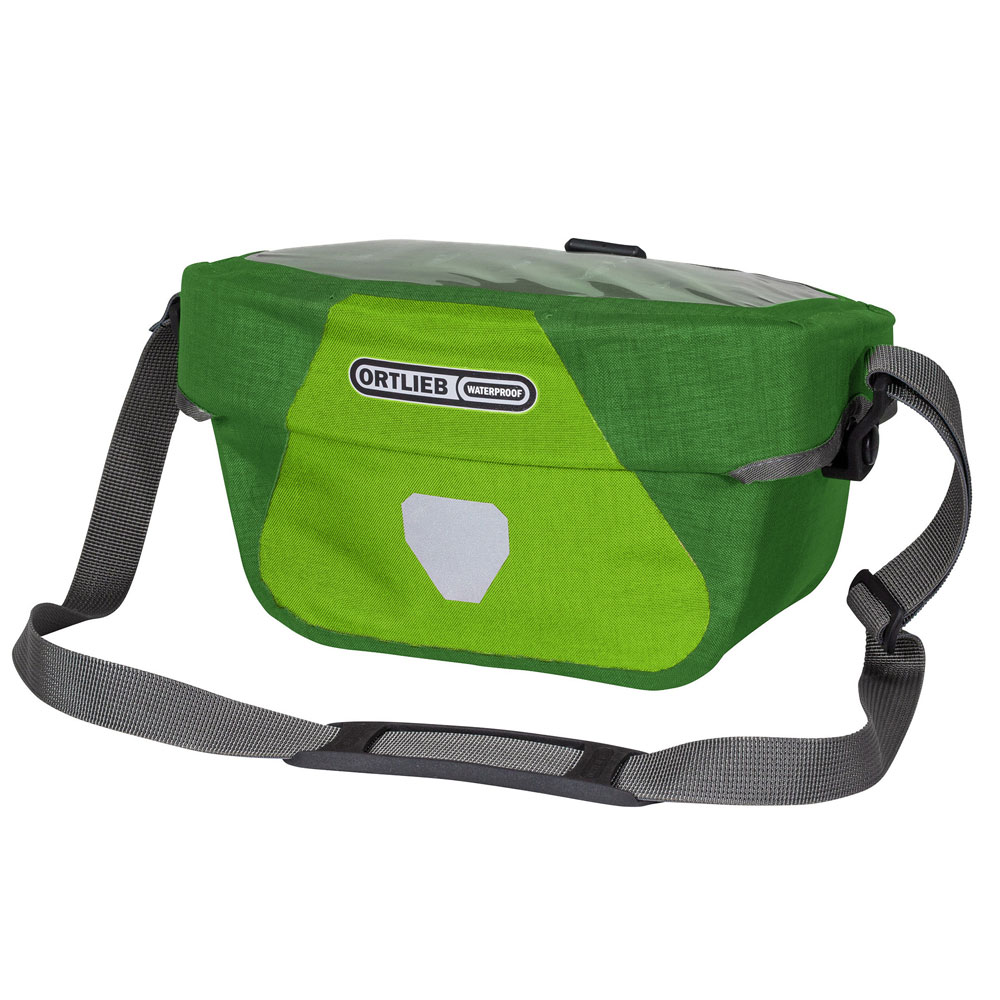 ORTLIEB Ultimate Six Plus - lime - moss green