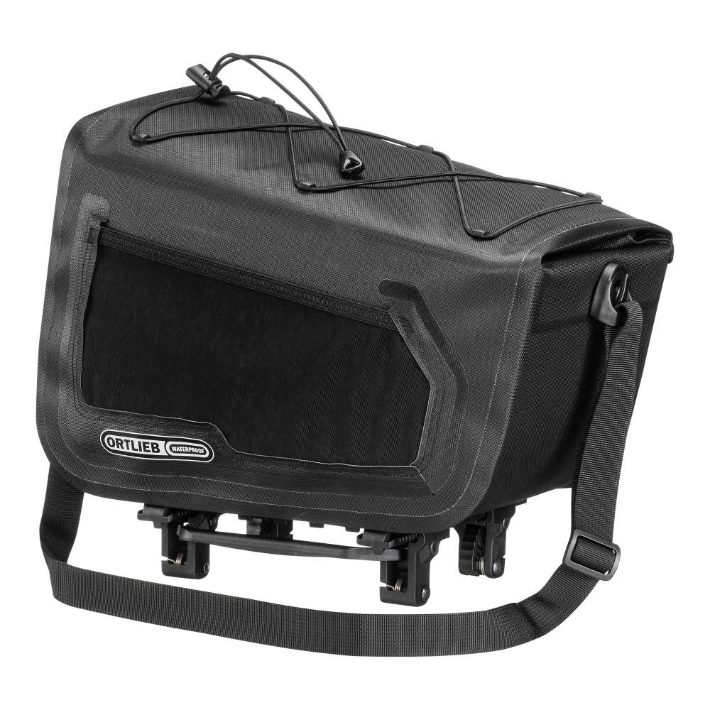 ORTLIEB E-Trunk - black