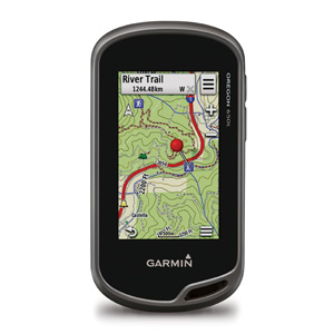 Garmin Oregon® 650t, Europe