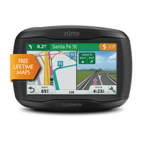 Garmin zūmo® 395LM Travel Edition