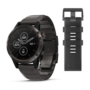Garmin fēnix® 5 Plus Saphir