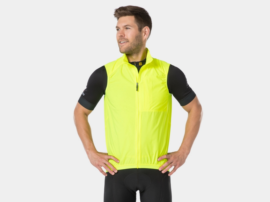 Bontrager Weste Circuit Windshell XXL Visibility Yellow